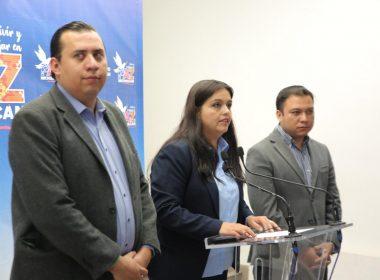 López Obrador omiso ante sus responsabilidades como presidente: PAN