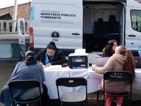 MP Itinerante atiende a mujeres de Nahuatzen