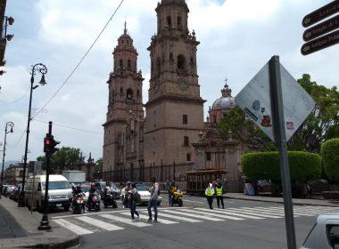 La verdadera cara del centro histórico de Morelia