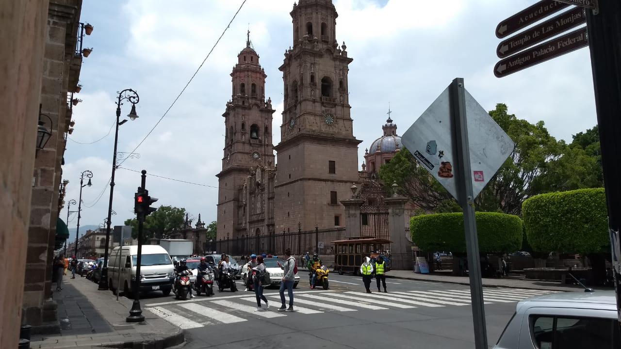 La verdadera cara del centro histórico de Morelia - Noticias de Michoacán - ContraMuro