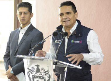 Empresarios no denunciaban a normalistas: Silvano