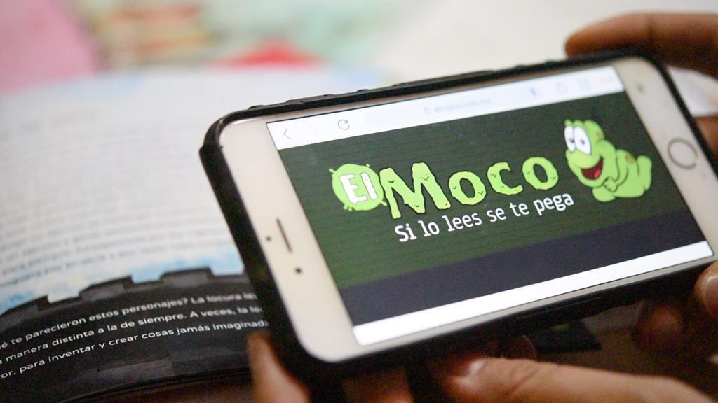 """""""El Moco"""" proyecto cultural, artístico y científico para niños"""