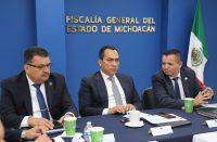 Intensifica FGE acciones de persecución en delitos de secuestro, homicidio y sexuales