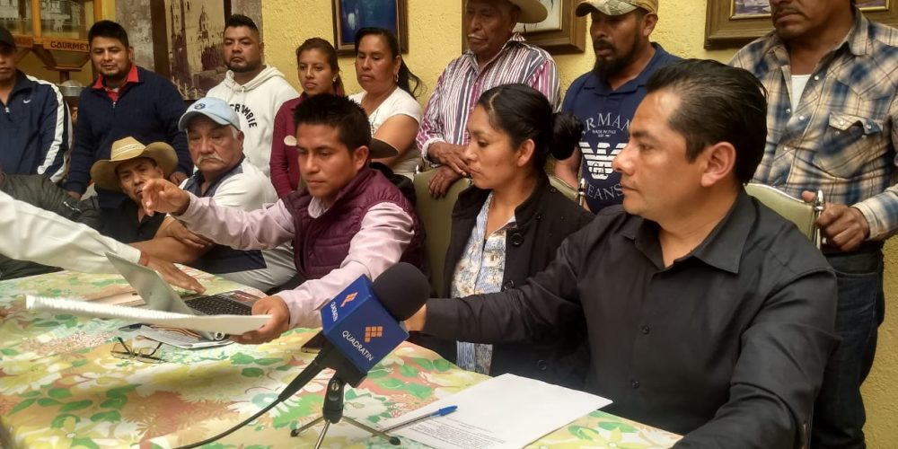 Consejo Supremo Indígena se ha metido con Comachuén