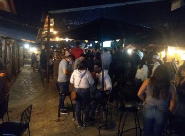 Ayuntamiento clausura 3 bares en plaza Katara de Morelia