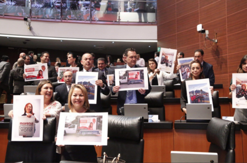 Denuncia PAN fraude en elección para CNDH