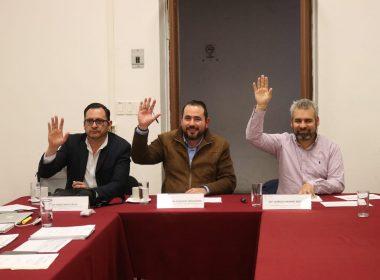 Aprueban en comisión dictámenes en pro de la seguridad y pacificación de México y Michoacán