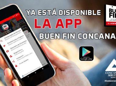 Lista la app para el Buen Fin 2019