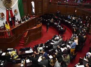 Diputados reforman Código Electoral del Estado