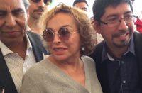 Descongelan cuentas de Elba Esther Gordillo