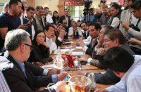 Alcaldes logran acuerdo con diputados