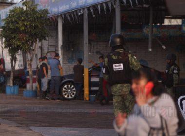 Tarde con 5 muertos en Morelia