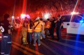 5 muertos tras volcadura de pipa en Michoacán