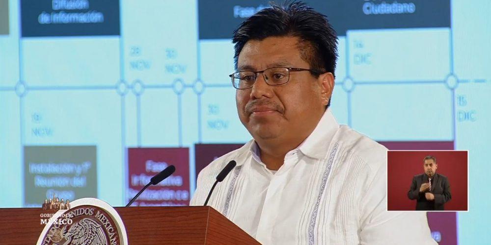 Asegura INPI consenso unánime por Tren Maya