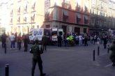 Al menos cinco heridos en balacera cerca de Palacio Nacional