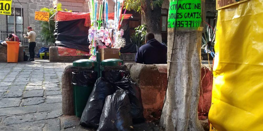 Prevén 100 toneladas de basura el 11 y 12 de diciembre