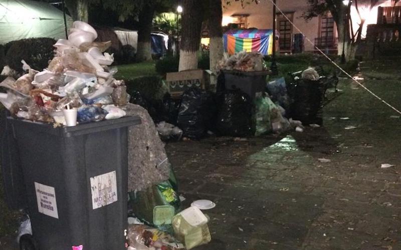 Cañafest produce 20 toneladas de basura diariamente
