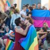 Comunidad LGBT realiza «besatón» en Yucatán