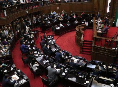 A puerta cerrada sesionaría el Congreso de Michoacán ante coronavirus