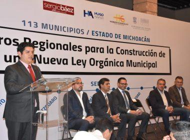 Impulsar desarrollo de los municipios, compromiso de la LXXIV Legislatura: diputados