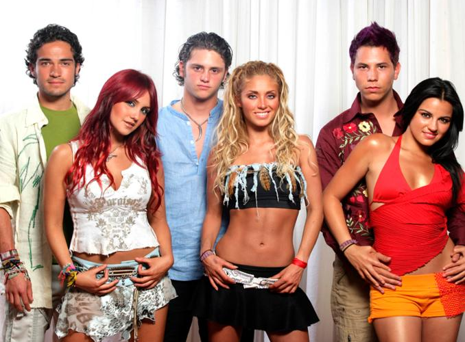 RBD se reúne tras 11 años de separación