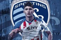 Alan Pulido al Sporting Kansas City