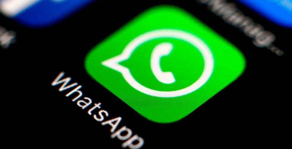 Usuarios reportan caída de WhatsApp