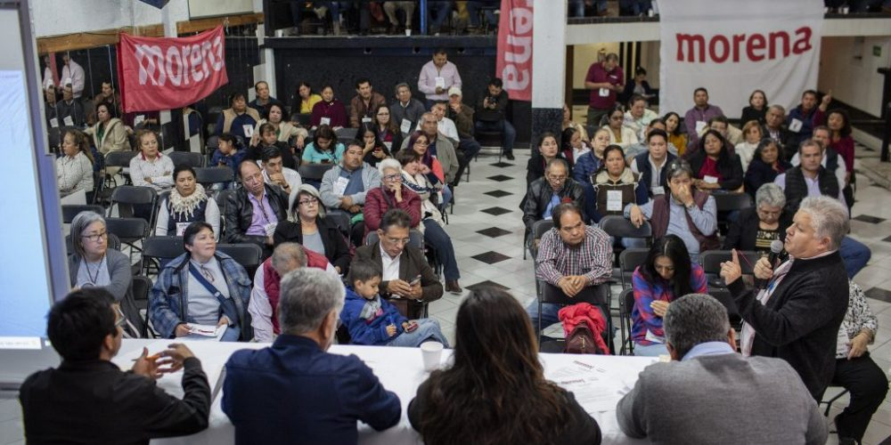 Comisión de Honestidad de Morena definirá situación de diputados faltistas