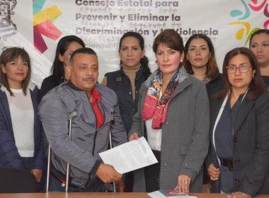 Denuncian penalmente a líder del SUEUM por violencia de género