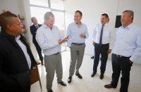 Carlos Herrera Tello destacó este espacio para que los emprendedores acudan por asesoría y puedan transformar sus ideas de negocios