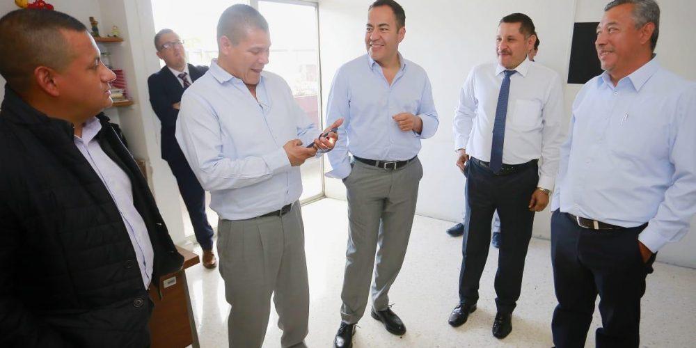 Optimizar los servicios de Cocotra será una realidad: Carlos Herrera