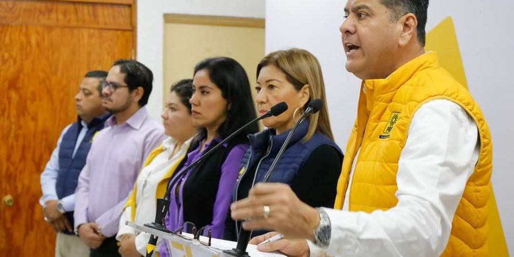 """Ya estuvo suave; PRD a """"superdelegado"""" de Michoacán"""