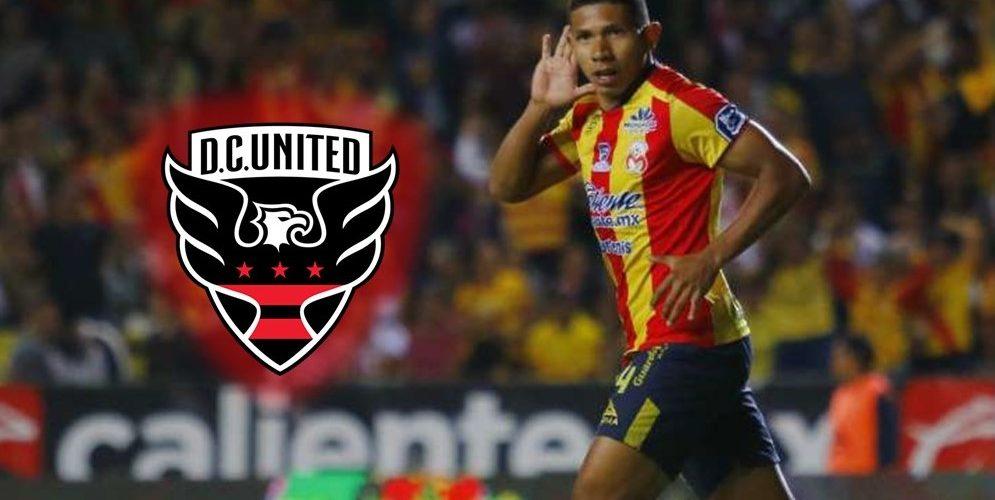 Edison Flores de Monarcas jugaría en el DC United