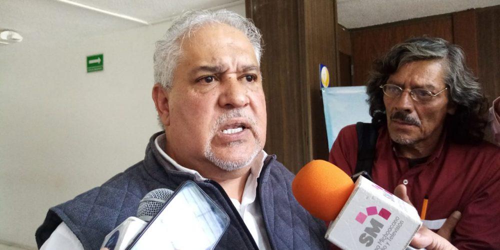 Agremiados del SUEUM interpusieron un amparo contra la negativa de la autoridad nicolaita a pagarles, además se solicitar la suspensión del pago a los a los sindicadizados del SPUM