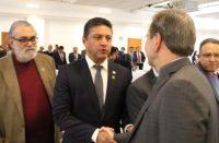 Rector de la UMSNH inicia gestión de recursos 2020