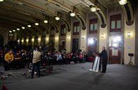Pide AMLO reajuste a instituciones de seguridad en Guanajuato tras masacre