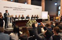 Atención y prevención de adicciones, tema prioritario para el Congreso local: Antonio Madriz