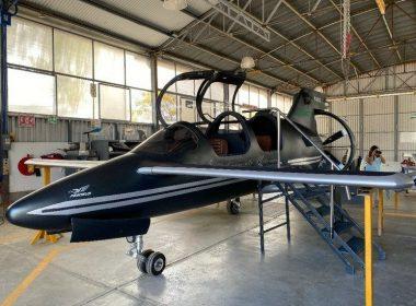 Nace en Oaxaca primer avión militar creado por mexicanos