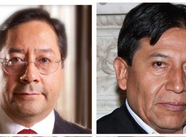 Anuncia Evo Morales candidatos de MAS para Bolivia