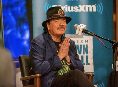 """Lanzará Carlos Santana """"línea"""" de marihuana"""
