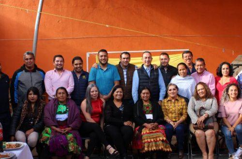Suman esfuerzos por Michoacán, Antonio Soto y liderazgos del Distrito Los Reyes y Jiquilpan
