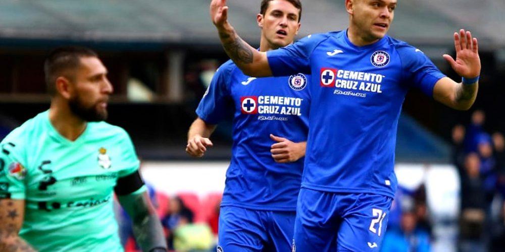 Consigue Cruz Azul primera victoria en el Clausura 2020