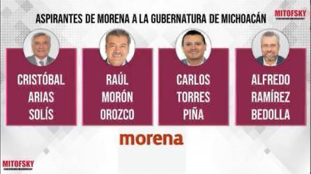 Morena arrasaría en elecciones del 2021, revela encuesta de Mitofsky