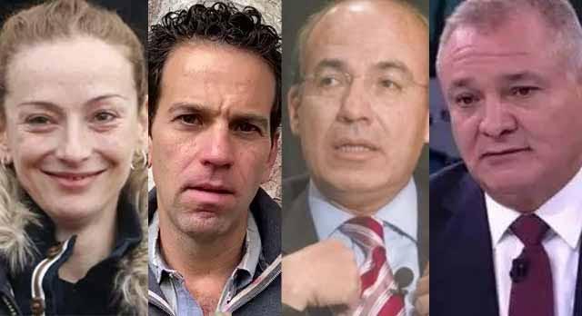 Florence Cassez denunciará a Calderón, García Luna y Loret de Mola