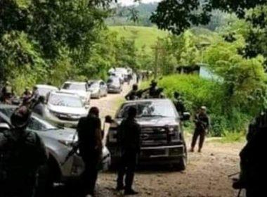 Reportan enfrentamiento entre civiles armados en Lombardía