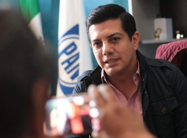 Convoca Oscar Escobar a defender a los michoacanos