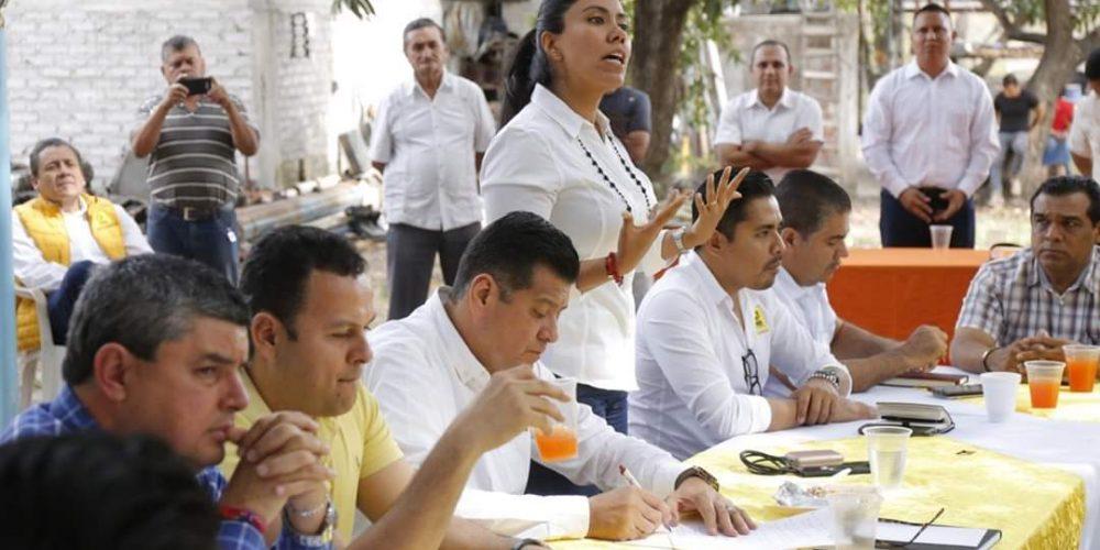El PRD Michoacán, recupera confianza de la ciudadanía: Fanny Arreola