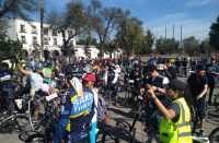 Petición para que se quede ciclovía, reúne más de 28 mil firmas