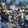 Organizaciones de ciclistas piden al gobierno estatal fijar postura en el caso de la ciclovía