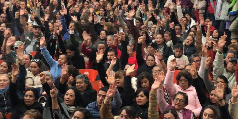No habrá huelga en UMSNH; prorroga SUEUM